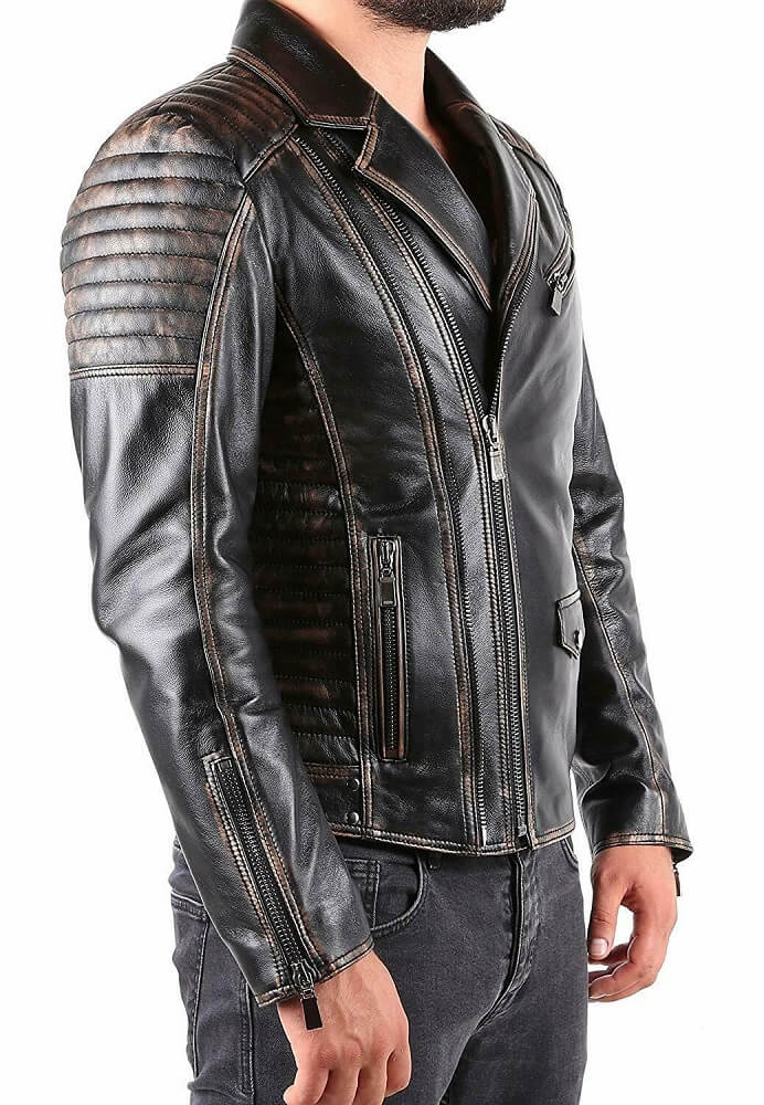 marlon brando leather jacket the wild one