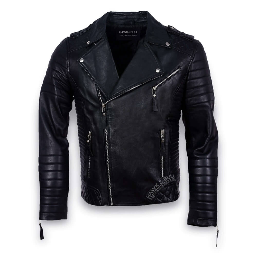 kay michaels leather jacket