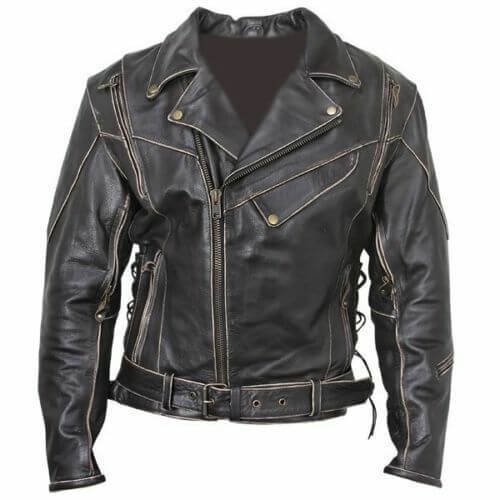 terminator brando leather jacket