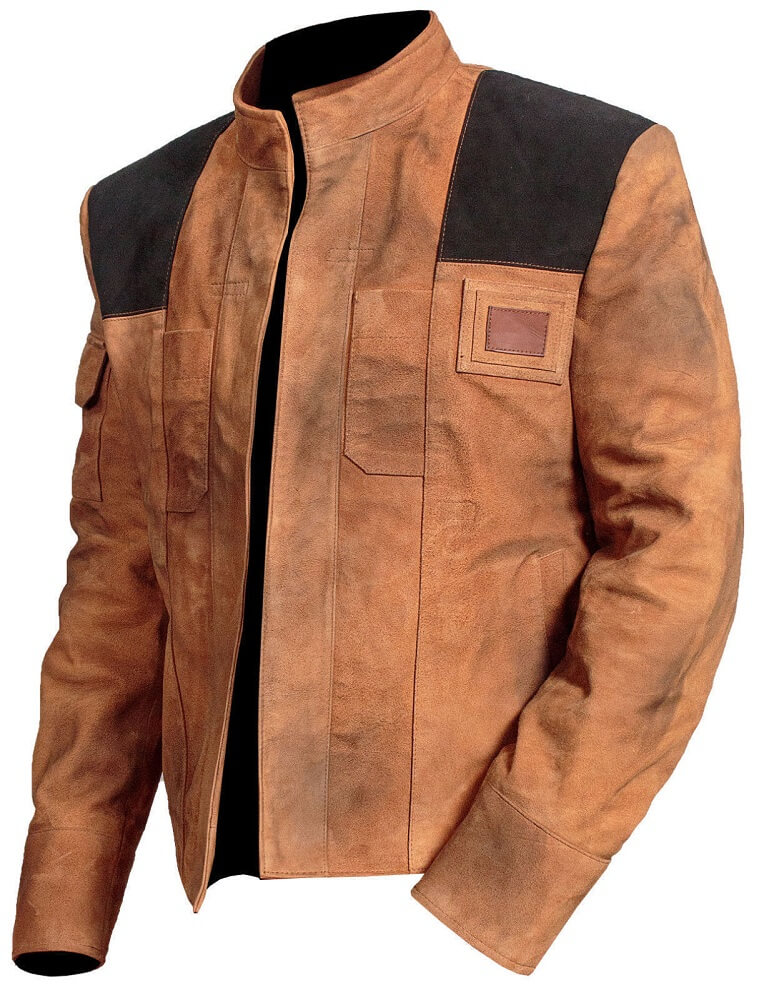 star wars han solo jacket right side