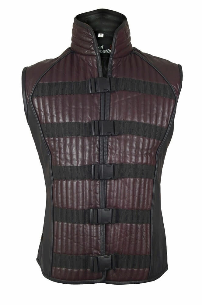farscape vest front side