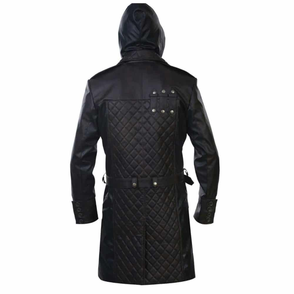 assassin's creed coat