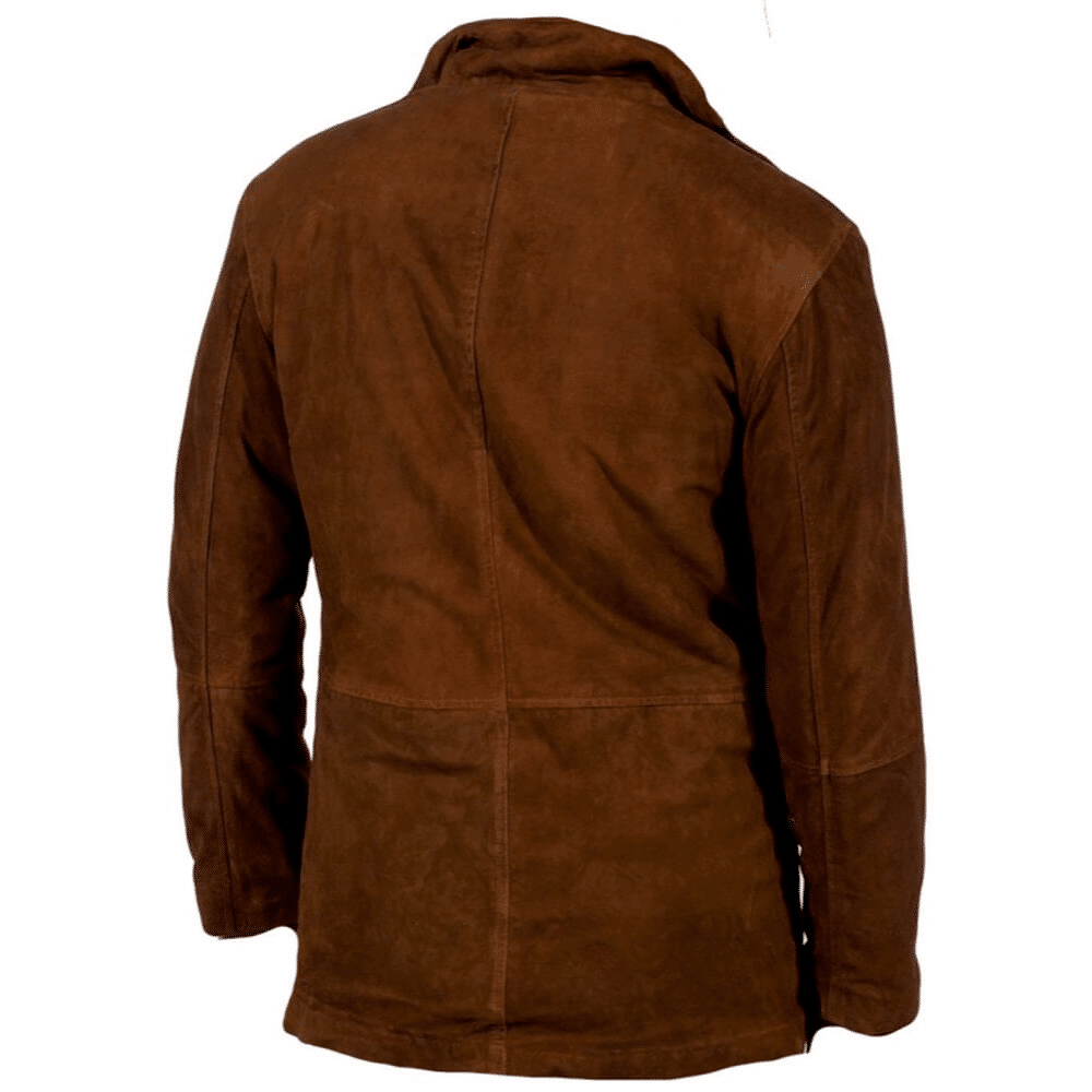 brown sheriff jacket