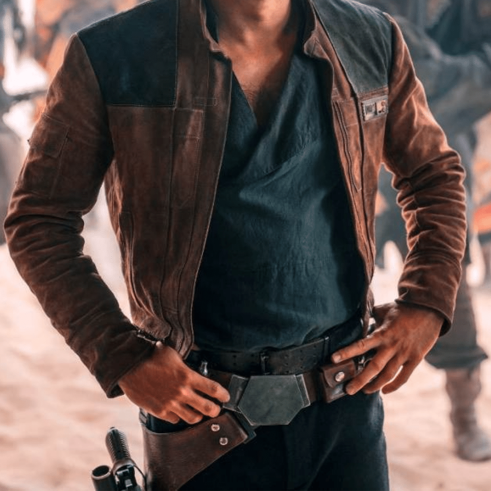 han solo dark brown