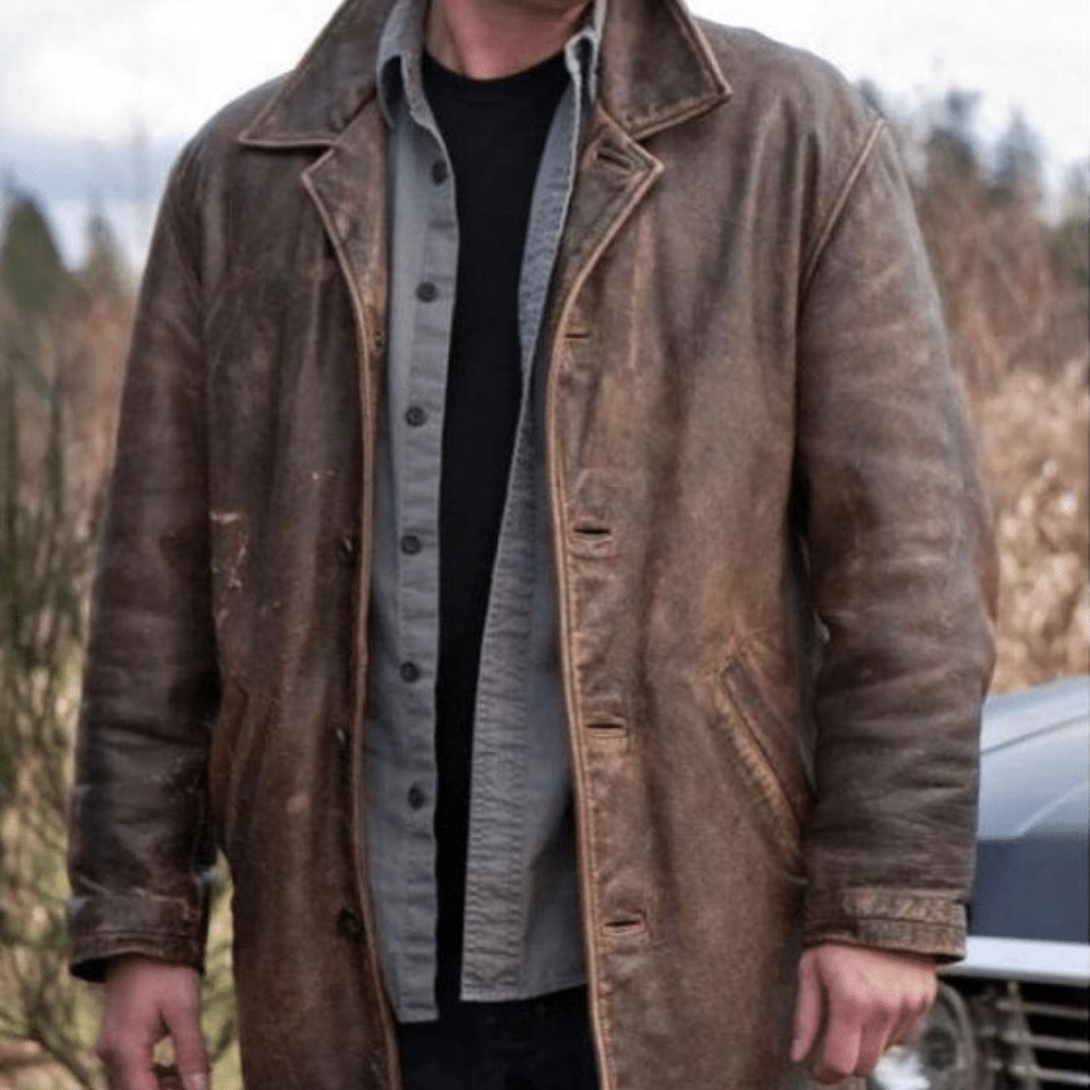 Supernatural Coat new